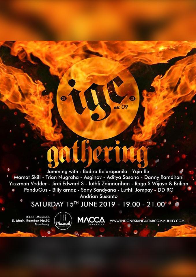 IGC Gathering