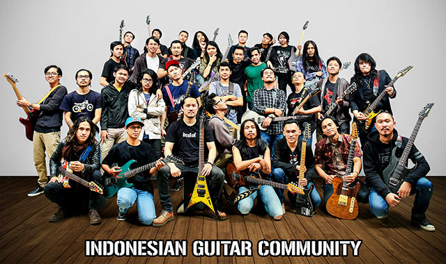 Indonesian Guitar Community
